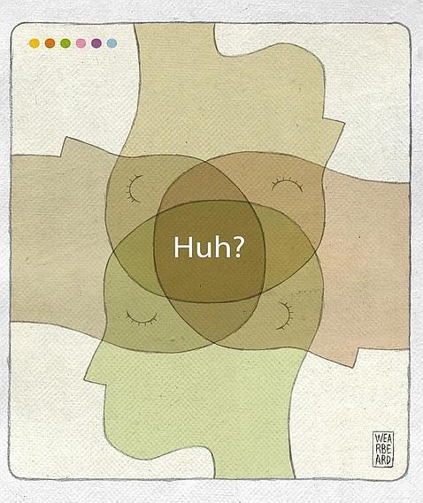 La expresión «¿eh?» es universal