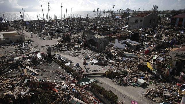 En directo -tifón Haiyán: Denuncian violaciones y abusos sexuales en la zona cero