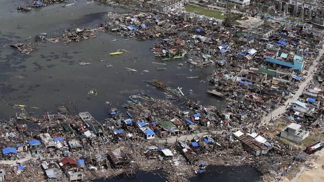 Filipinas, un archipiélago de 7.000 islas castigado por 20 tifones cada año