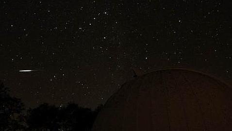 Así caerán las Leónidas, la lluvia de estrellas más sorprendente del año