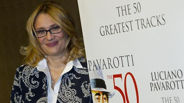 Nicoletta Mantovani: «Pavarotti sí sabía leer música, pero sobre todo sabía cantar»