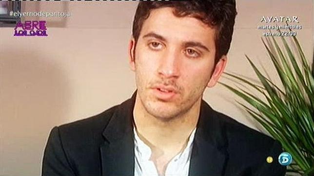 Manuel Amador, ex de Chabelita: «Quería cumplir 18 años para poder fugarse»