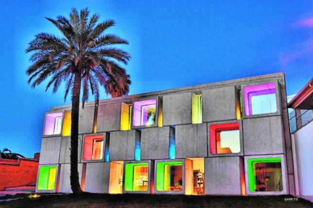 Los arquitectos premian las mejores obras del ltimo trienio for Arquitectura de interiores universidades