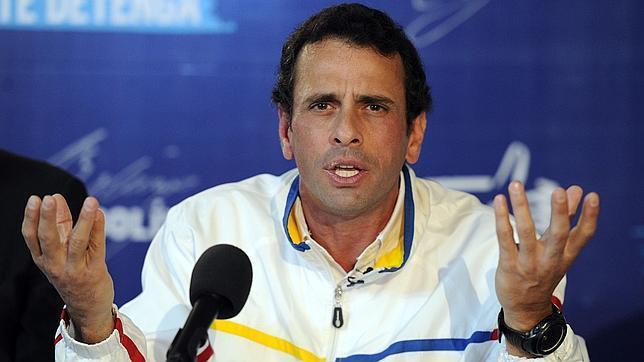 Henrique Capriles: «Nicolás Maduro es un irresponsable con los saqueos»