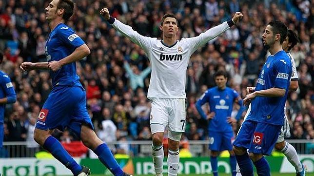 Los 62 goles de Cristiano Ronaldo en 2013