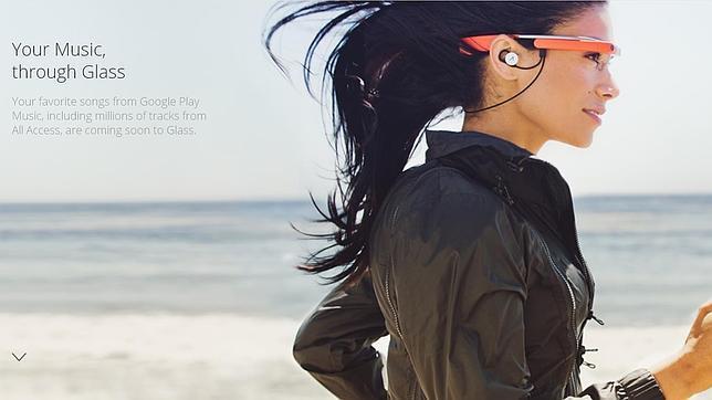 Las Google Glass ahora apuestan por la música
