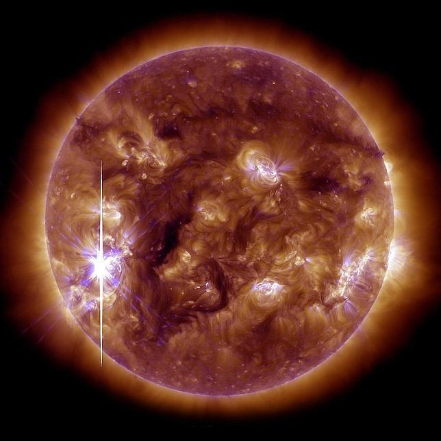 El campo magnético del Sol, a punto de invertirse