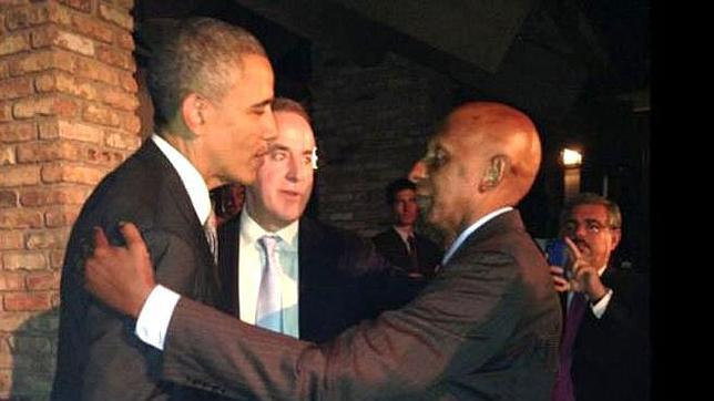 Obama aseguró a Fariñas que no levantará el embargo contra Cuba