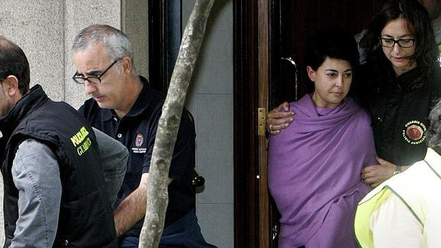 La defensa de Porto pide al TC que se declare nulo su ingreso en prisión por «vulneración de derechos»