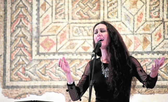 Clara Montes«Antonio Gala usa una metáfora tan bella que se musica sola»