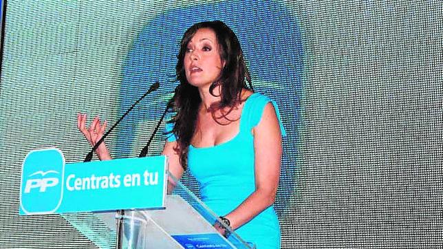 La renuncia de la diputada María José Masip desata los rumores en el grupo popular