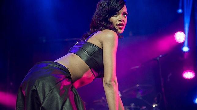 Rihanna, una de las mujeres que no oculta su lado sensual