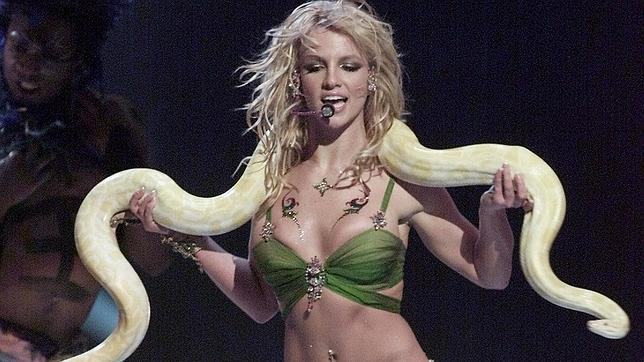 Britney Spears en 2001