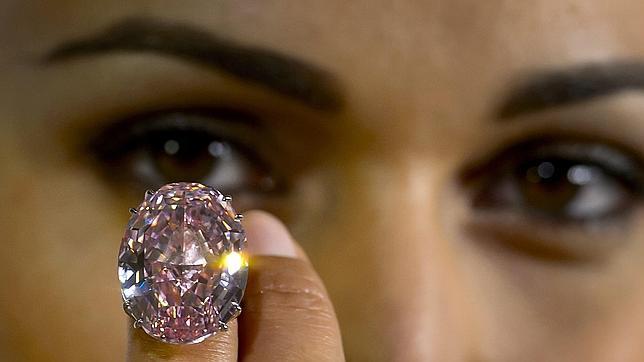 La Joya M S Cara Del Mundo Un Diamante De 59 Quilates