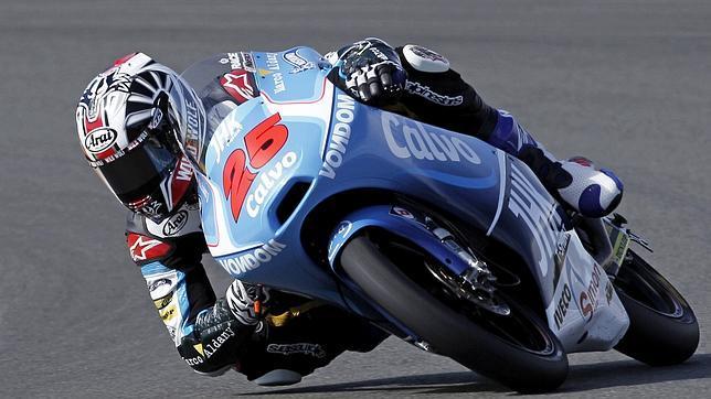 Maverick Viñales, campeón del mundo de Moto3