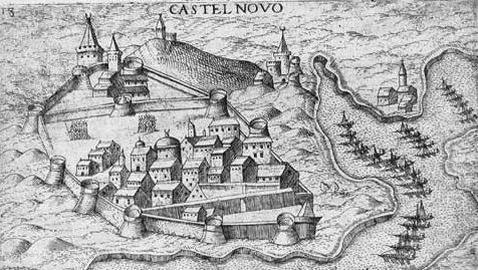 Castelnuovo, la heroica resistencia de un tercio español ante miles de otomanos