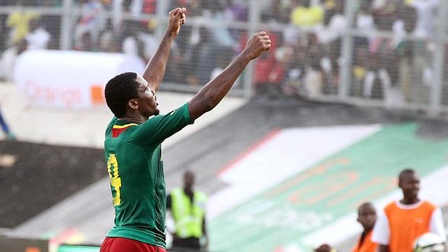 Mundial 2014: Camerún golea para estar en Brasil