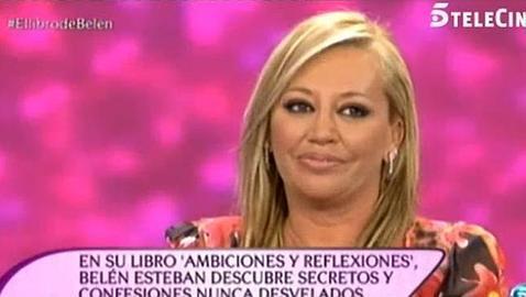 Belén Esteban: «En '¡Más que baile!' me metía antes de salir»