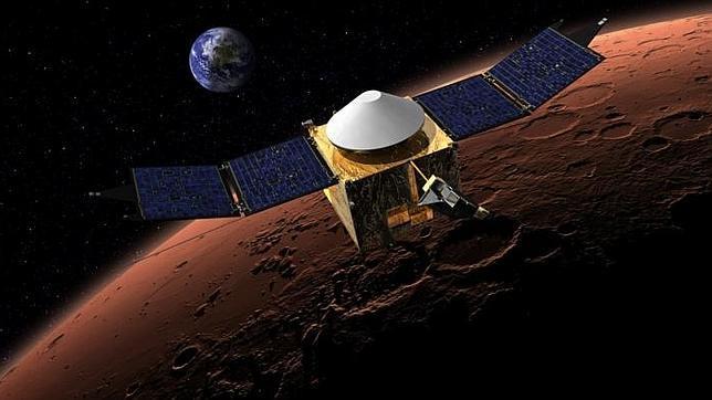 En busca de la atmósfera perdida de Marte