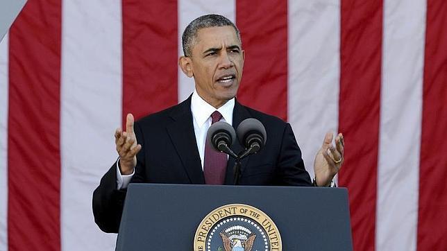 El presidente de EE.UU., Barack Obama