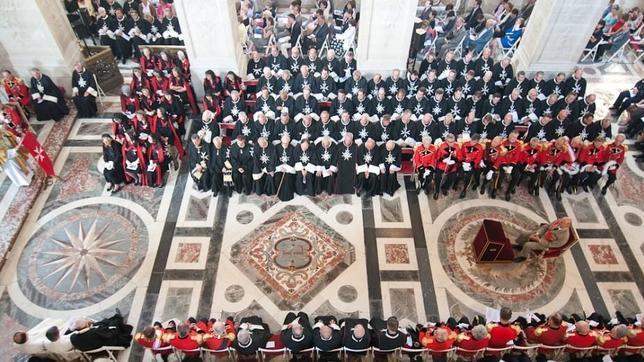 La Orden de Malta, el único país del mundo que no tiene territorio