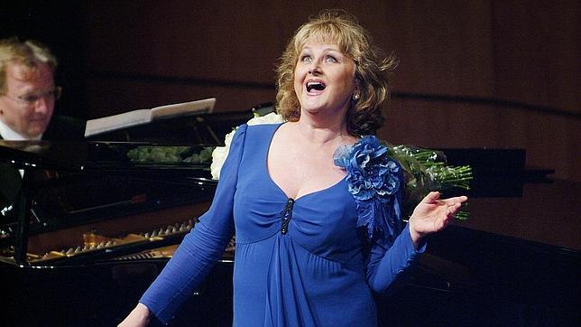 Gruberova en el Liceu, siempre una fiesta