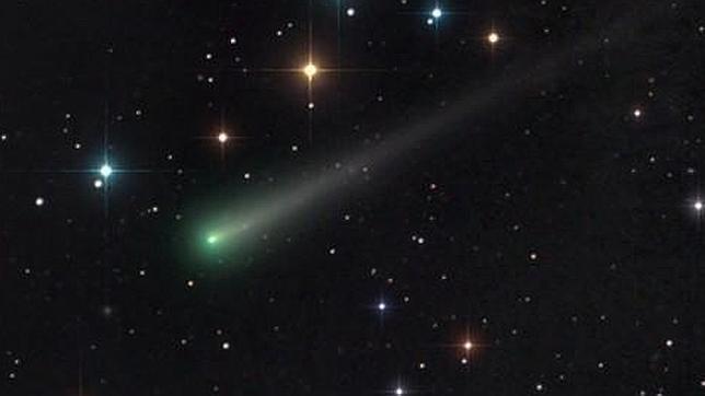 Cómo localizar en el cielo el cometa Ison