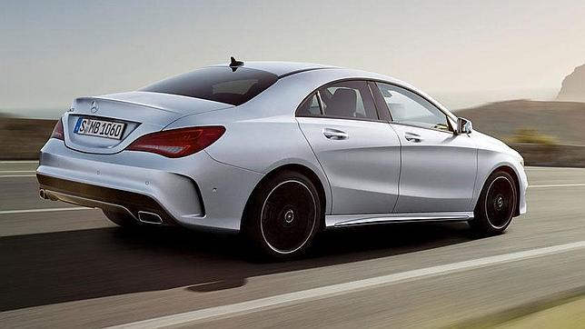 Mercedes benz cla casi mejor el 200 que el 220 cdi for Mercedes benz cla 350