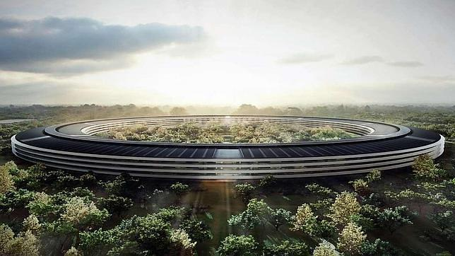 Apple recibe la aprobación final para construir su «nave espacial»