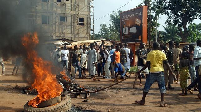 La ONU analiza el envío de una fuerza de paz a la República Centroafricana