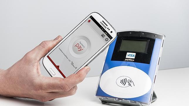 Vodafone estrena el pago con Visa a través del móvil
