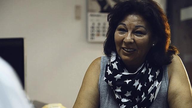Charo Benítez es una madre muy especial en «Un día de estos»