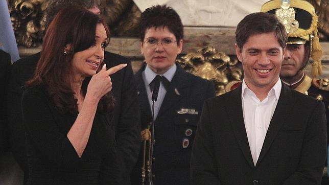 Axel Kicillof, el codicioso favorito de Kirchner
