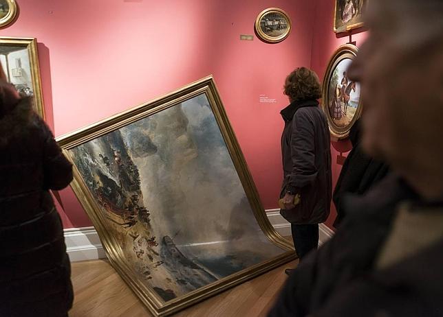 Mateo Maté «mapea» su geografía íntima en cinco museos madrileños