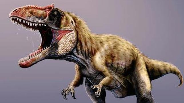 Descubren un colosal dinosaurio depredador que aterrorizó a los primeros tiranosaurios
