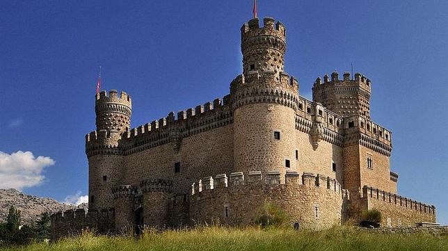 Diez castillos con leyenda en España