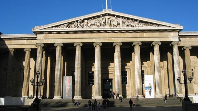 El British Museum, 5,5 millones de visitas
