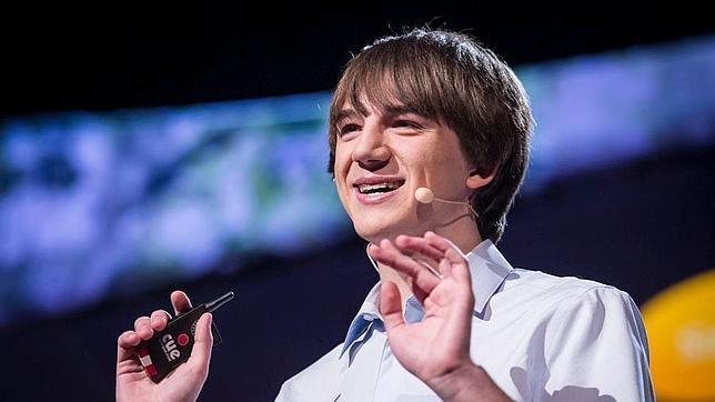Jack Andraka, el niño que ha ideado un prometedor método para la detección precoz de cáncer