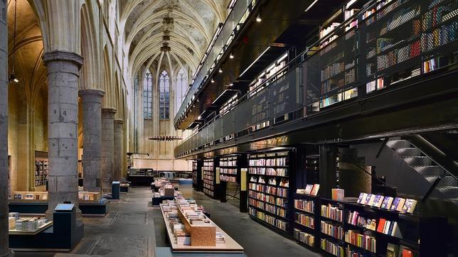 Las diez librerías más curiosas del mundo