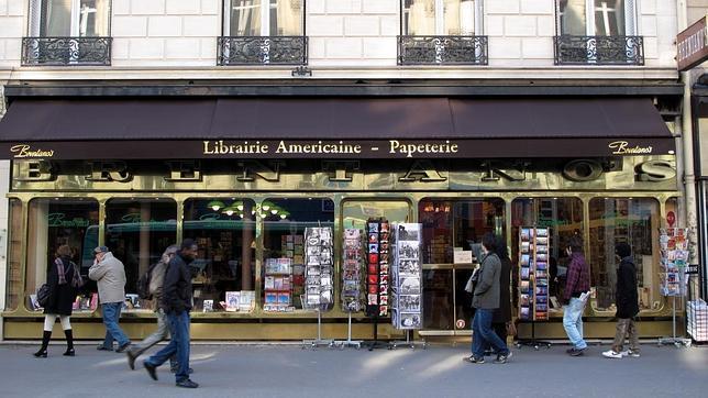Brentano's en París
