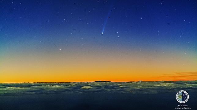 El cometa Ison se la juega este jueves