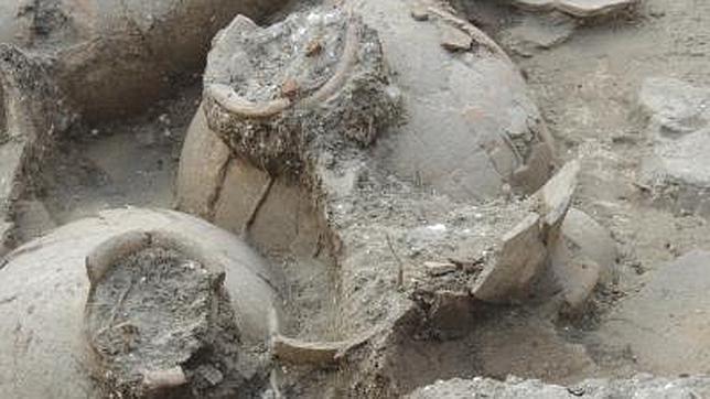 Así eran los vinos de la bodega más antigua de la civilización