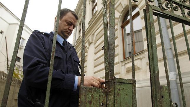 Condenan a seis años y ocho meses a los cabecillas del robo del Kunsthal