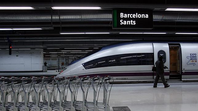 Barcelona-París en AVE, desde 59 euros por trayecto