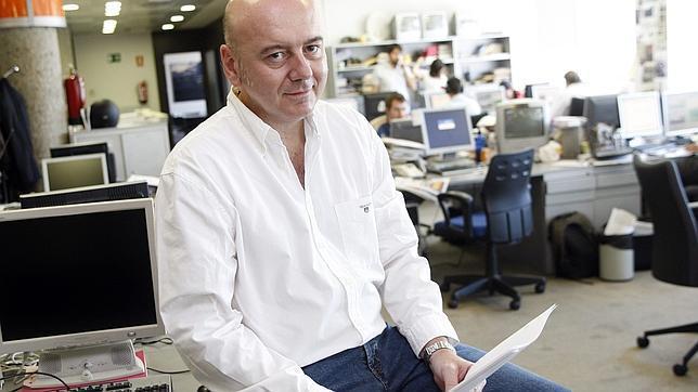 Martínez-Simancas narra su «batalla» contra el cáncer en «Sótano octavo»