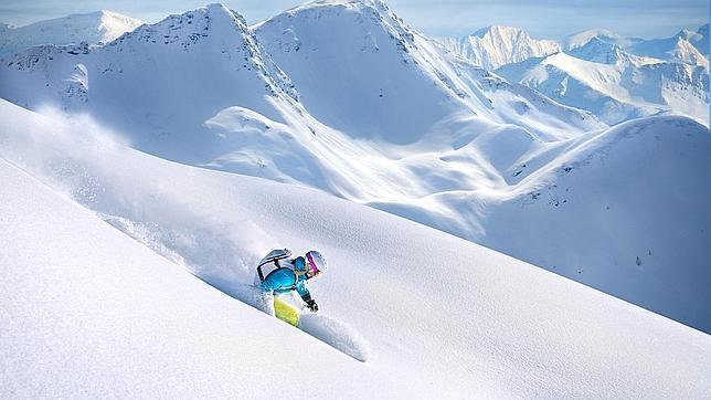 Los deportes de invierno no son peligrosos