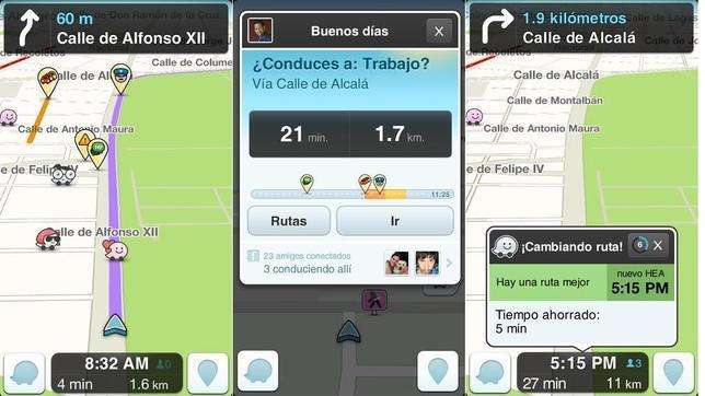 Las mejores «apps» para el coche