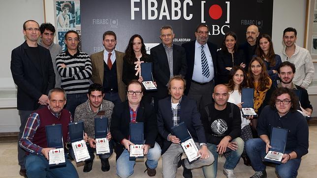 Derroche de talento entre los premiados de la IV Edición de FIBABC
