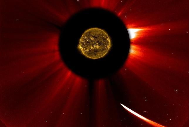 Máxima expectación ante el acercamiento al Sol del cometa Ison