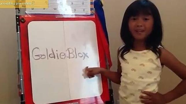 Crean un juguete para motivar a las niñas a ser ingenieras